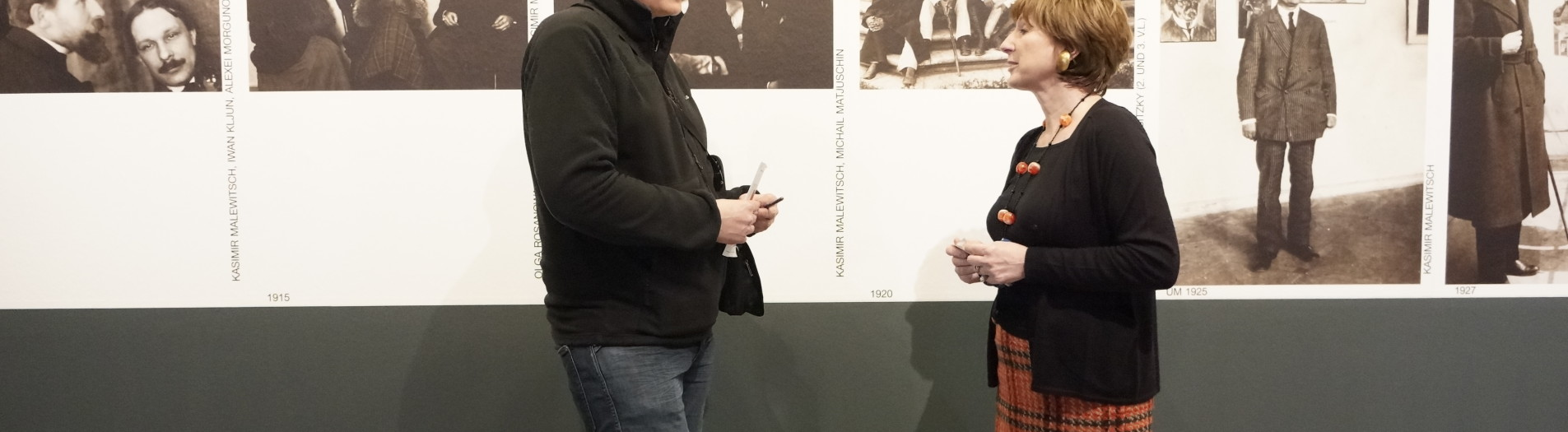 Bonn. 25.03.2014. KASIMIR MALEWITSCH und die russische Avantgarde