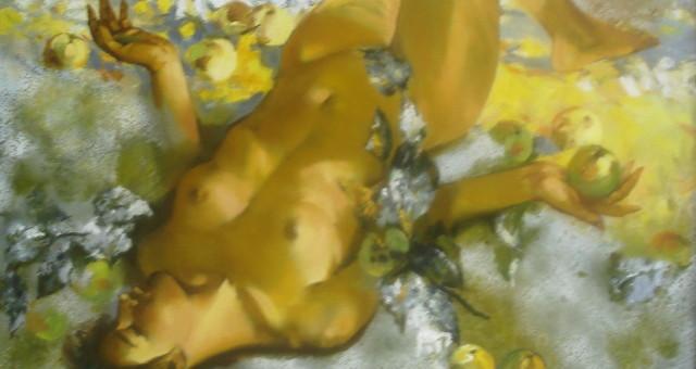 Анатолий Изоитко... памяти художника... хорошего художника...